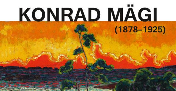 Konrad Mägi alla Galleria Nazionale d'Arte moderna e contemporanea di Roma