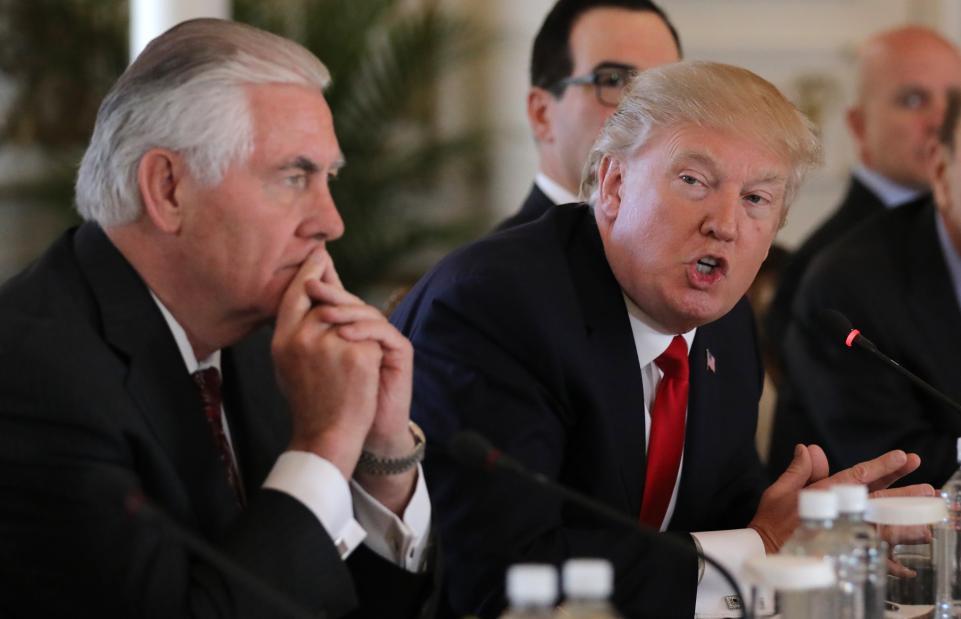 USA: perché Trump se la prende con il suo segretario di Stato?