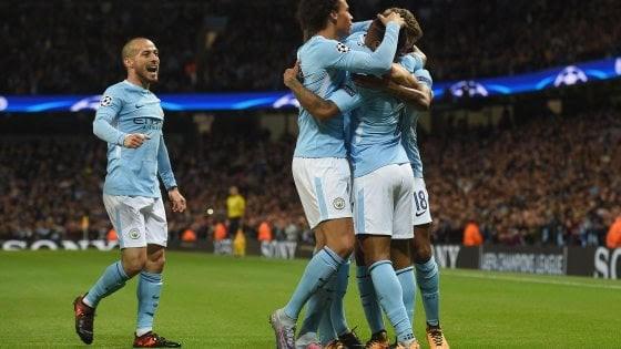 È 2-1 City all'Ethiad Stadium, al Napoli non basta il goal di Diawara nel finale