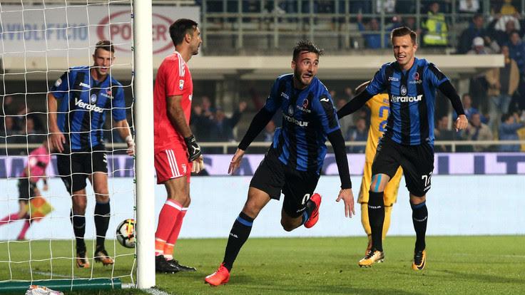 Beffa Juve: si fa rimontare dall'Atalanta e perde così due punti in ottica scudetto