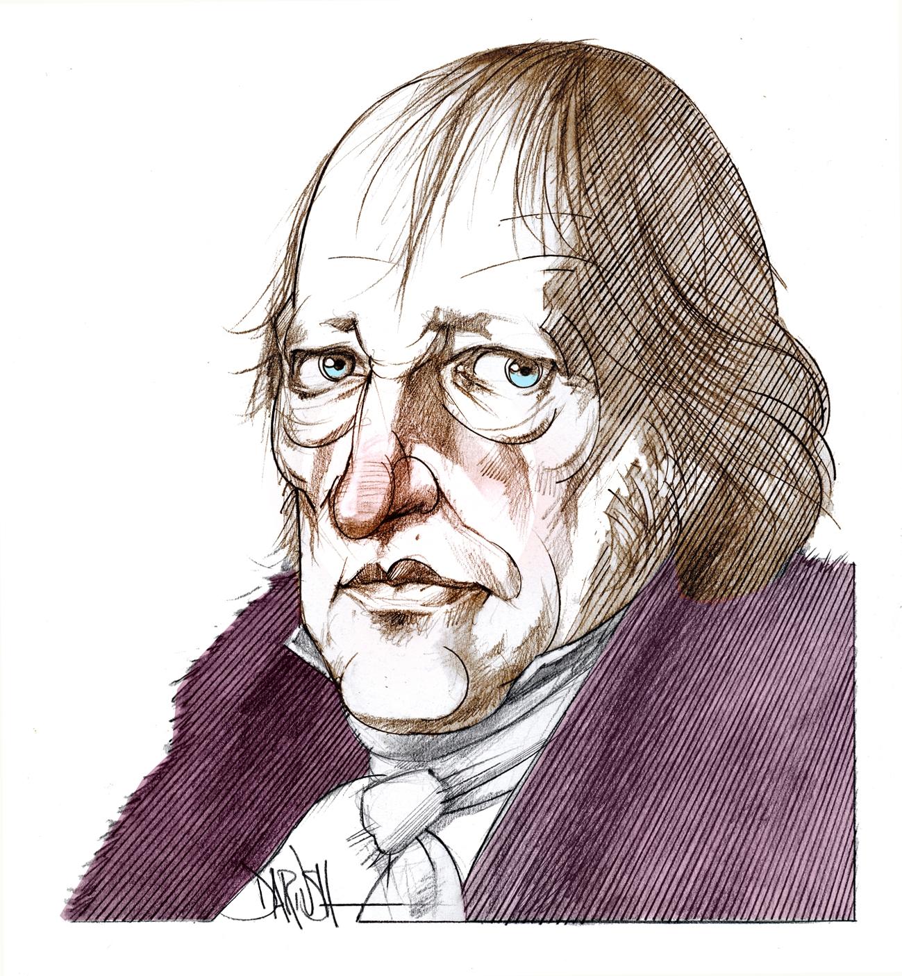 G. W. Friedrich Hegel