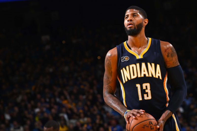 Basket NBA: Paul George approda ad Oklahoma City
