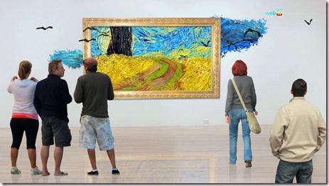 Mostra multimediale su Vincent Van Gogh dal 18 novembre a Napoli