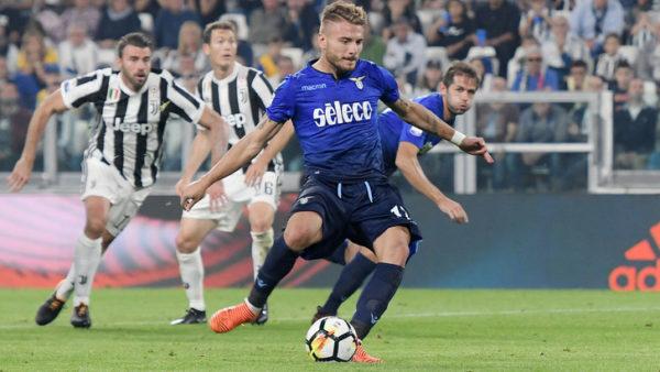 La Lazio sbanca Torino, 1-2 alla Juventus