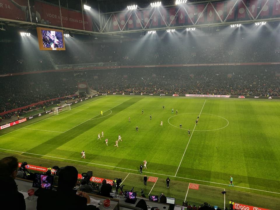 Eredivisie, Ajax – PSV 3-0: tonfo della capolista all'Amsterdam Arena