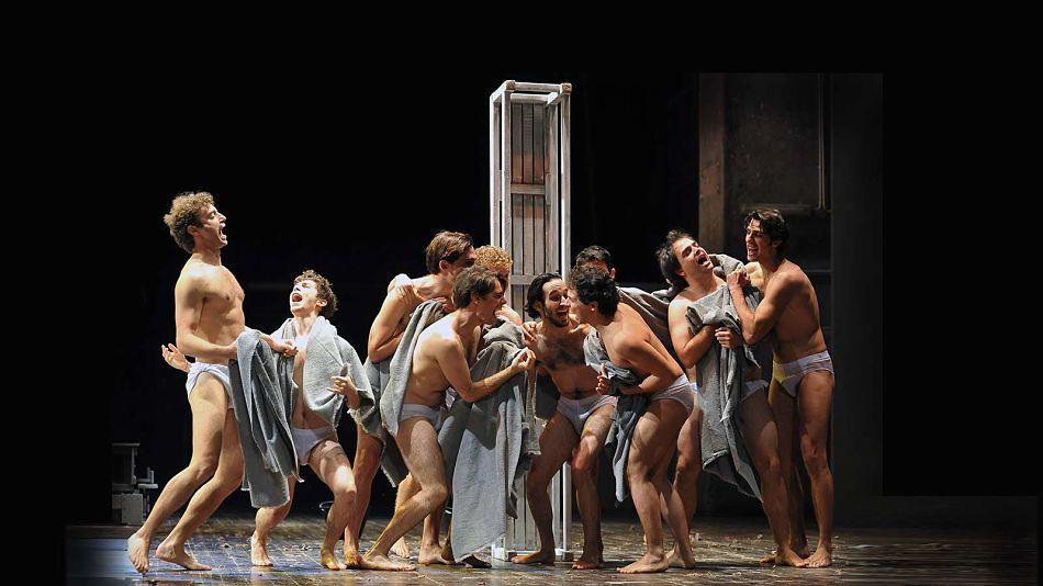 'Ragazzi di vita': torna all'Argentina lo spettacolo più premiato dell'anno!