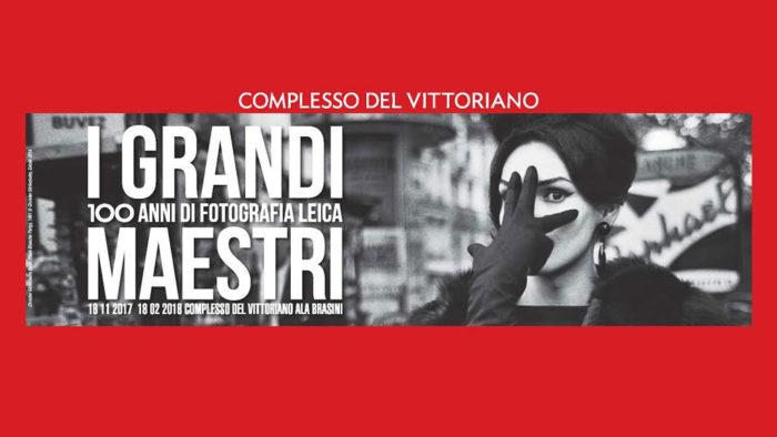 """""""I Grandi Maestri – 100 anni di fotografia Leica"""", cent'anni di istanti e di scatti iconici"""