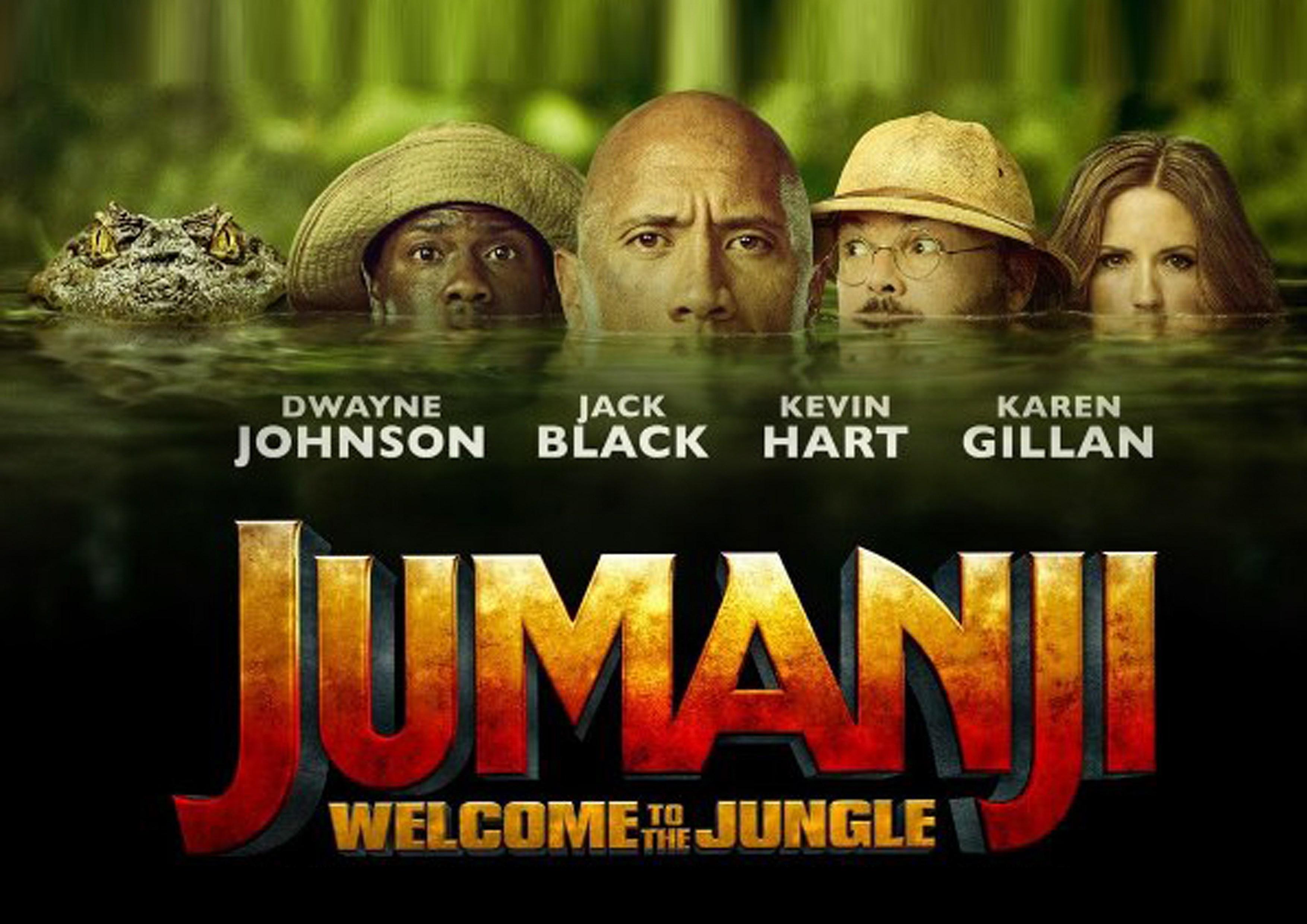 JUMANJI | Benvenuti nella giungla