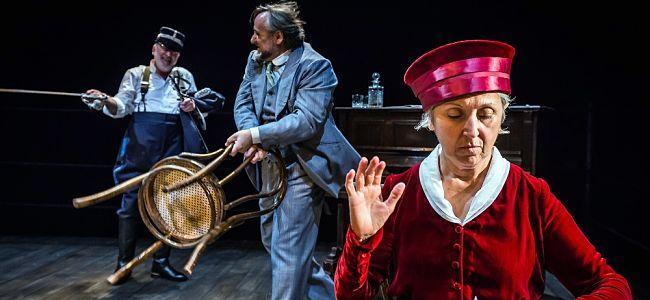 Play Strindberg: la seduzione della cattiveria grottesca