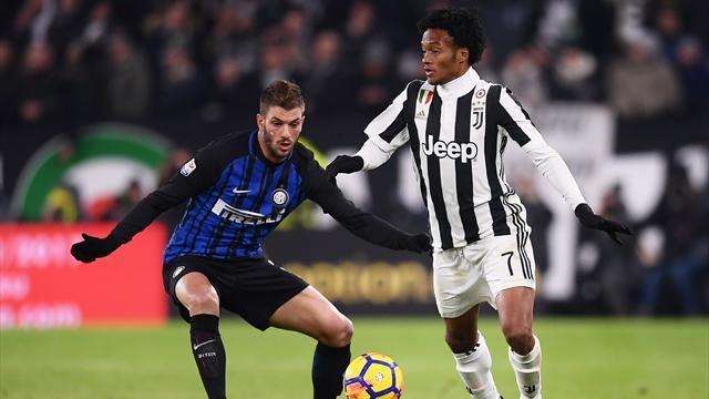 La Juve morde, l'Inter si accontenta. Il derby d'Italia finisce senza reti.