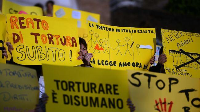 Onu, legge italiana sul reato di tortura incompleta e inapplicabile