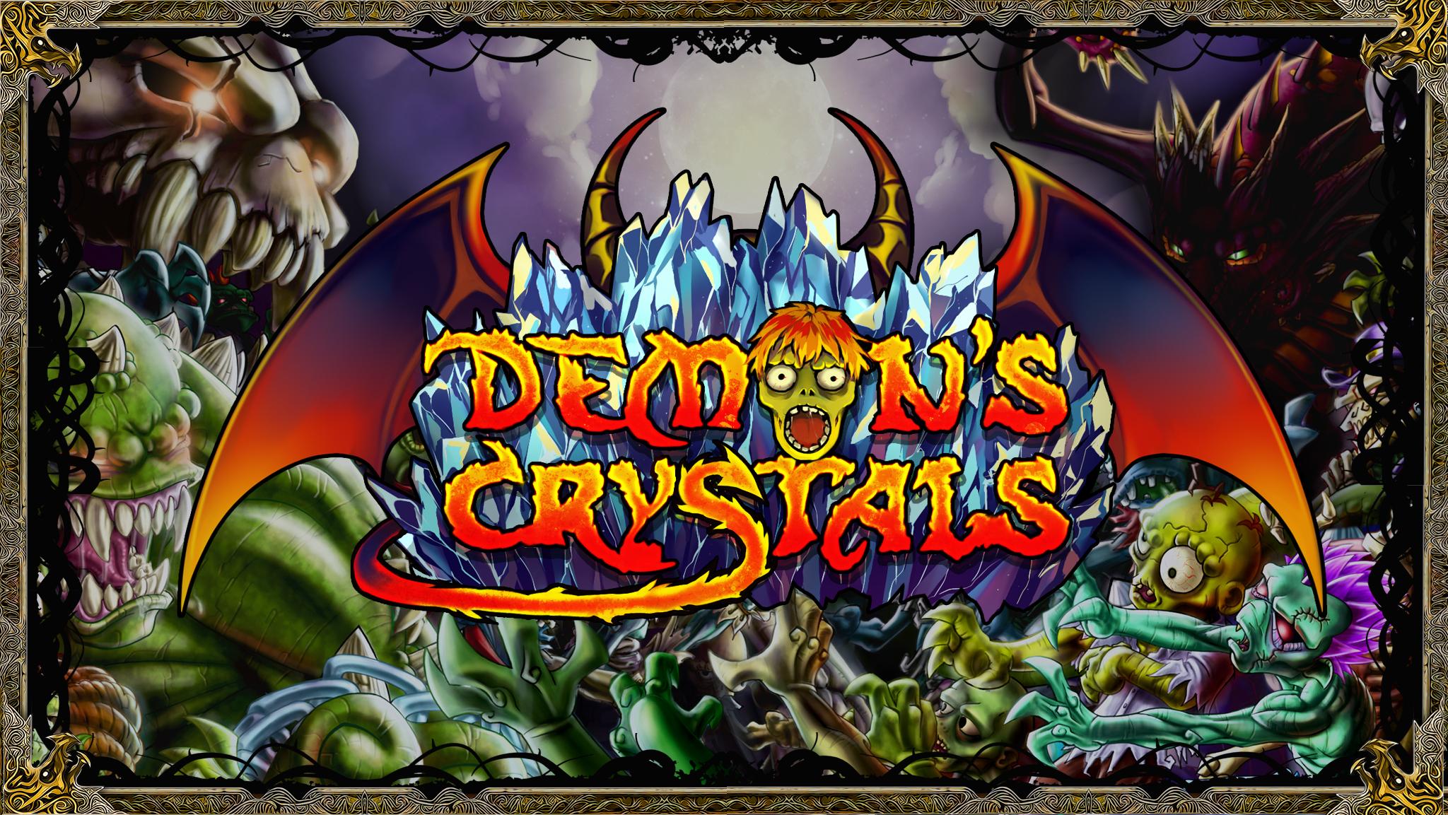 Demon's Crystal – Uno shooter da giocare in compagnia!
