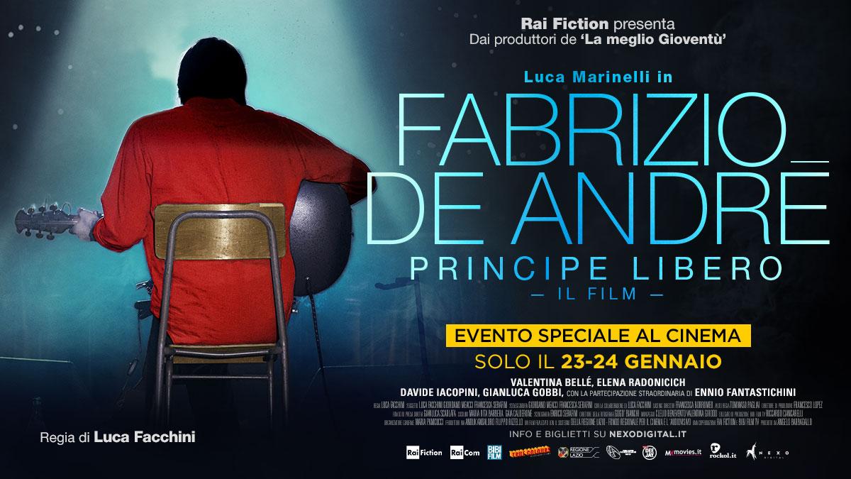 Fabrizio De Andre | Il Principe Libero