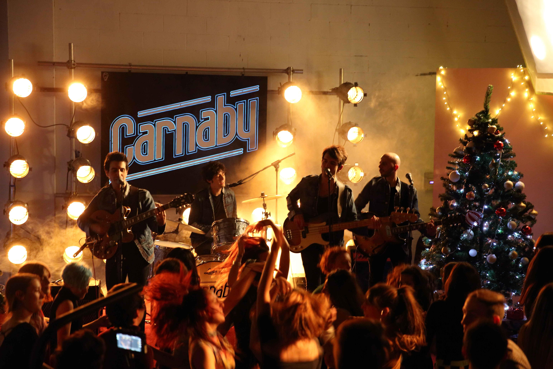 """Intervista ai Carnaby: """"La nostra casa è dove si fa musica"""""""