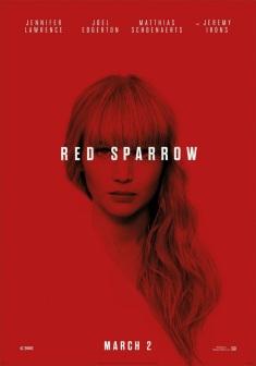 RED SPARROW | L'arte di sedurre