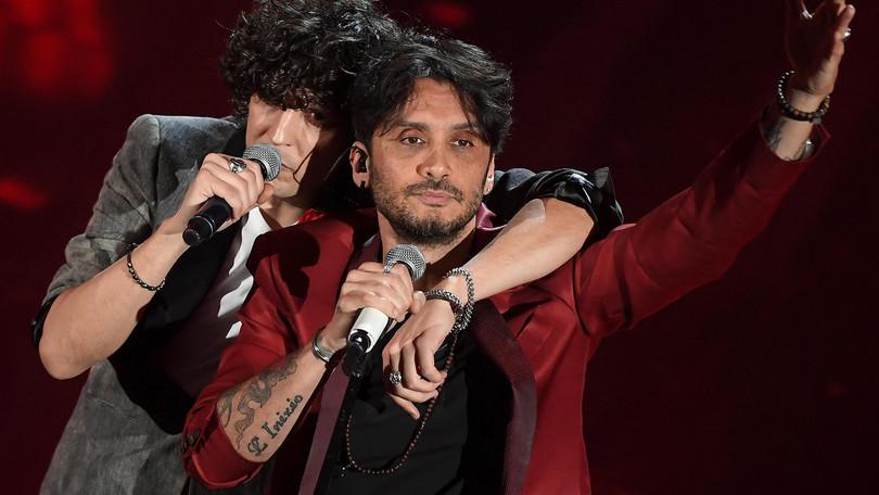 """La coppia Meta-Moro vince il Festival di Sanremo: """"Dedichiamo questo premio a chi ha sempre creduto in noi"""""""