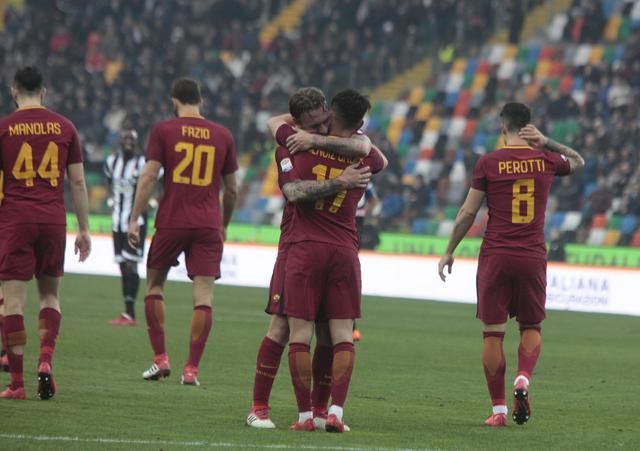 Comanda Under: Udinese – Roma 0-2