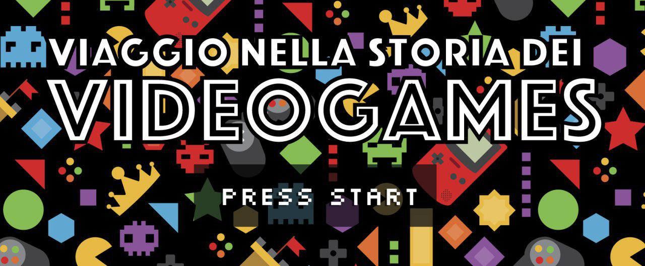 VIAGGIO NELLA STORIA DEI VIDEOGAMES #5