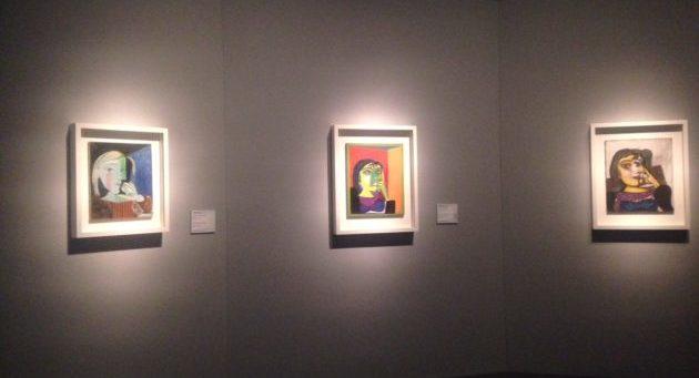 Novantenne  ed essere un bambino…Il meglio di Picasso a Genova