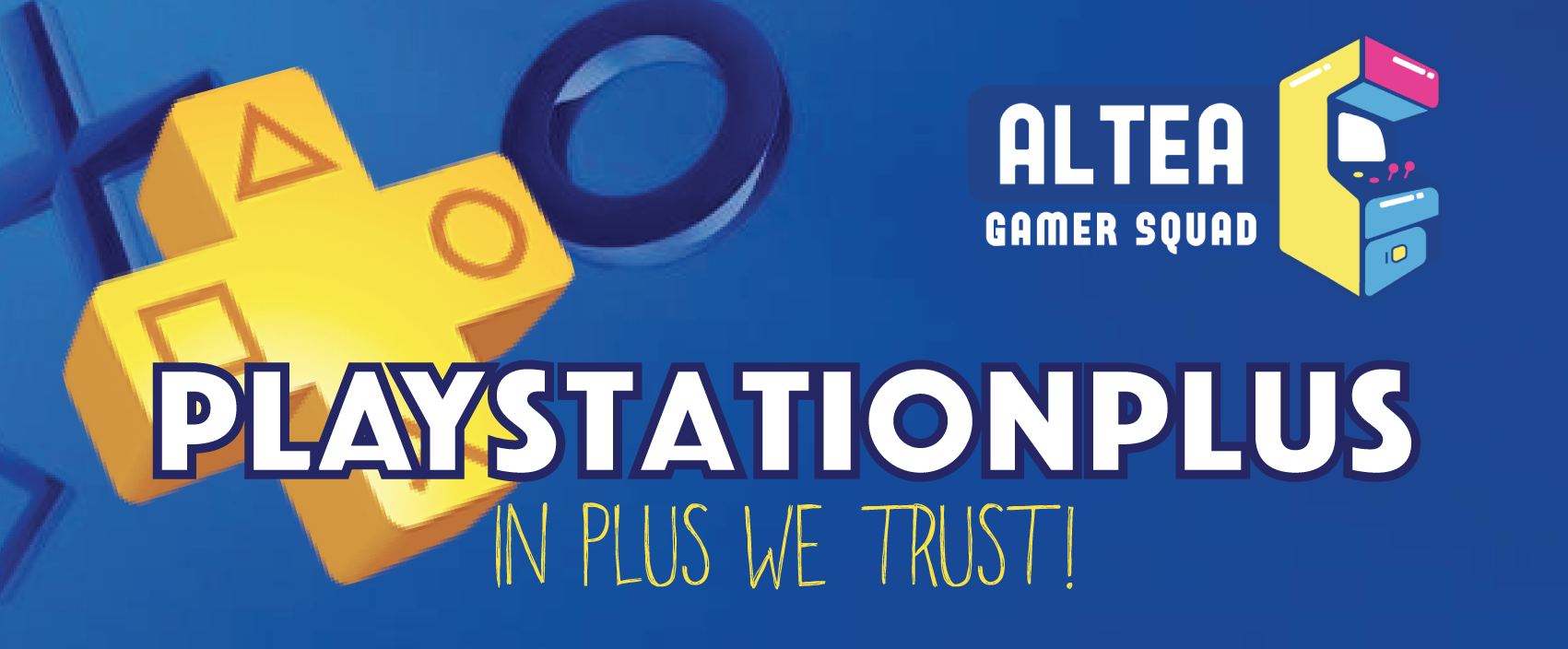 Un anno di Playstation Plus!