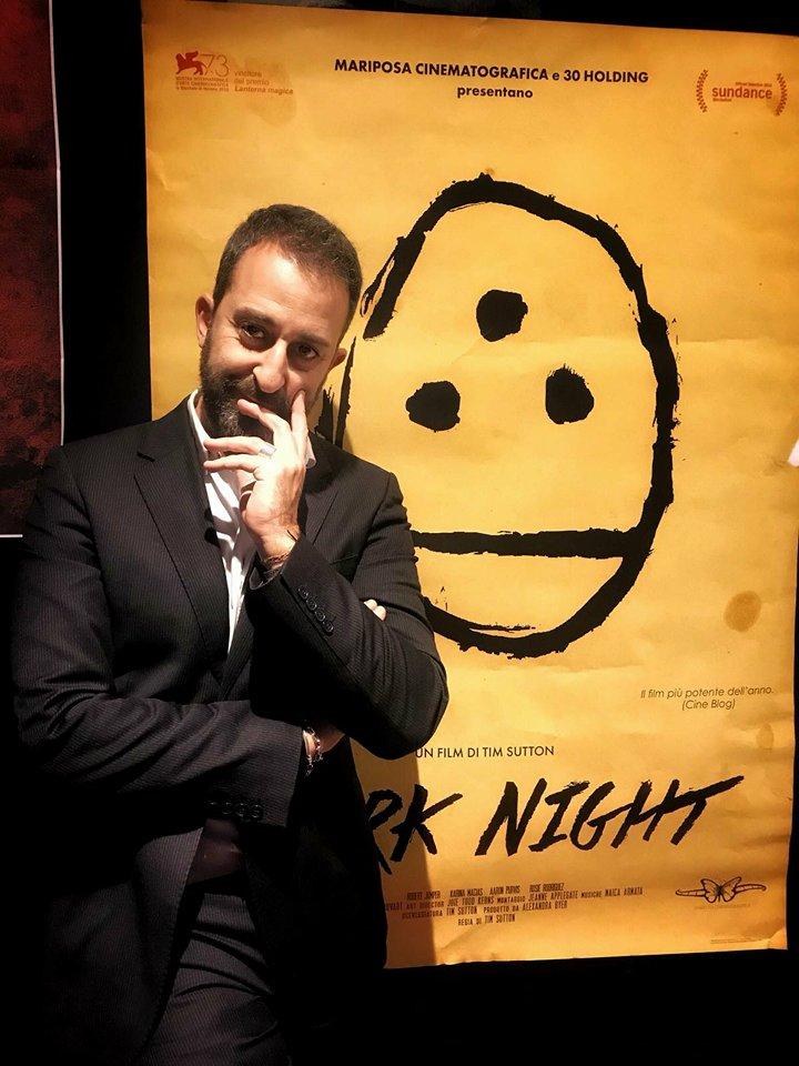 DARK NIGHT | Intervista a Massimo Righetti
