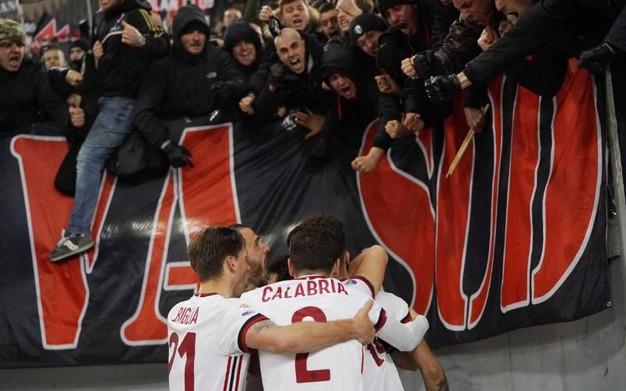 Il Milan batte la Roma e rilancia i suoi sogni d'Europa.