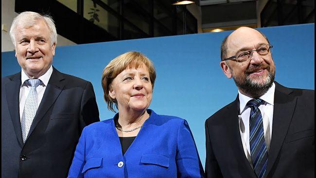 Germania, trovata l'intesa sulla Grosse Koalition