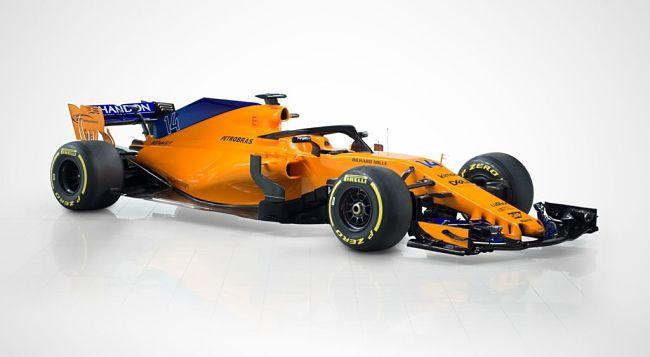 Mclaren MCL33, nuova vita con Renault