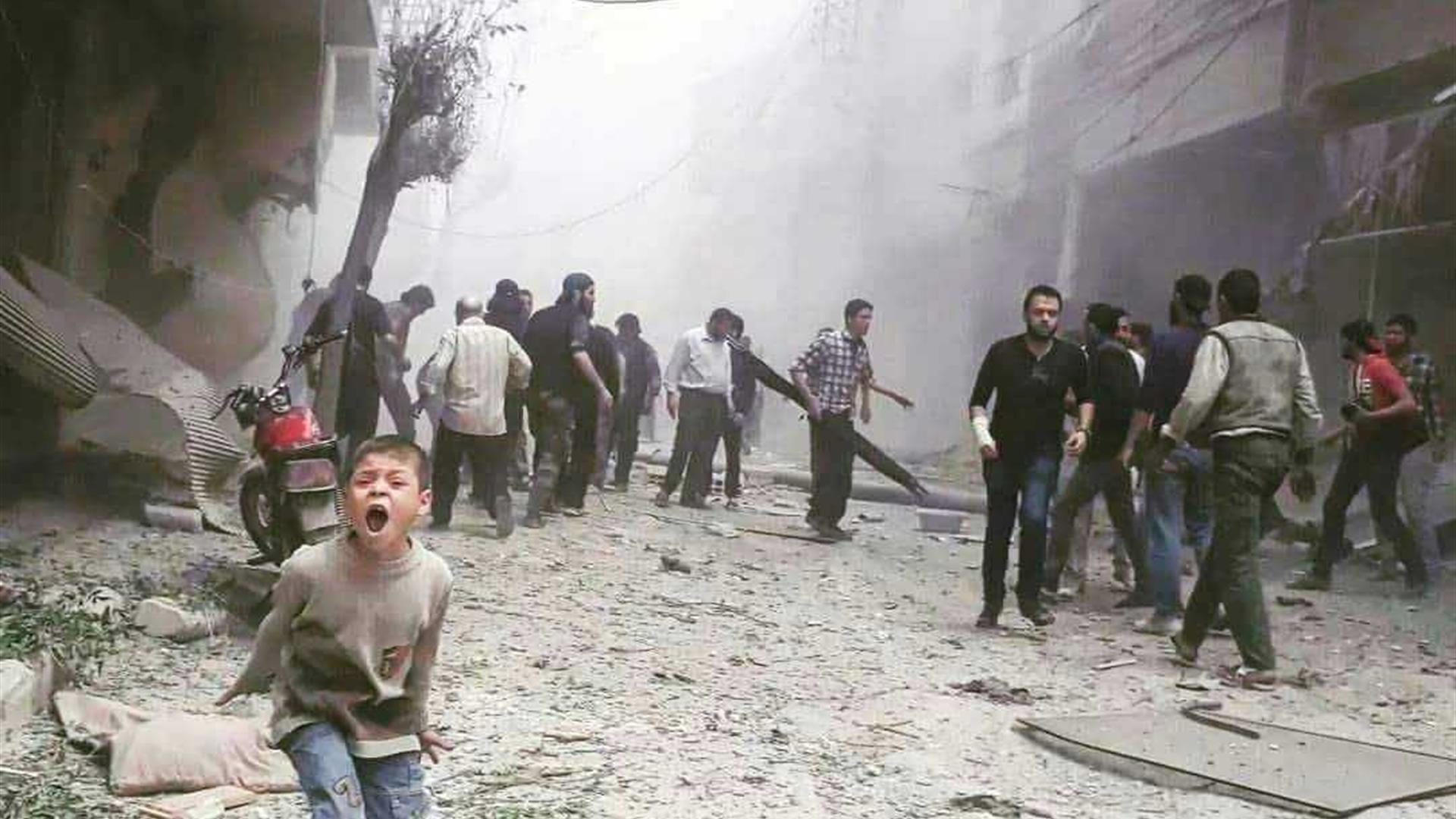 Ghouta: il regime siriano avanza in una situazione umana drammatica