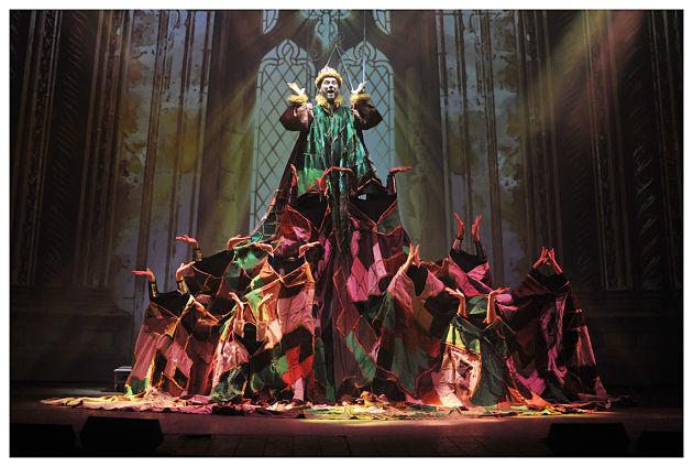 'ROBIN HOOD il Musical' al Teatro Brancaccio di Roma