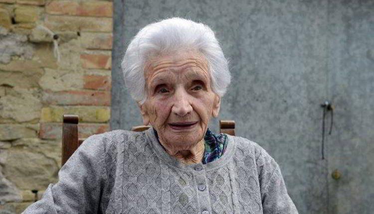 Cara nonna Peppina ti scrivo