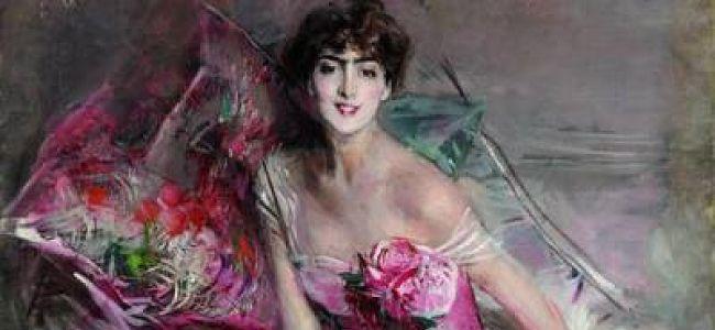 Boldini, Ritratto di Signora alla Gam di Milano