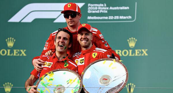 GP d'Australia 2018