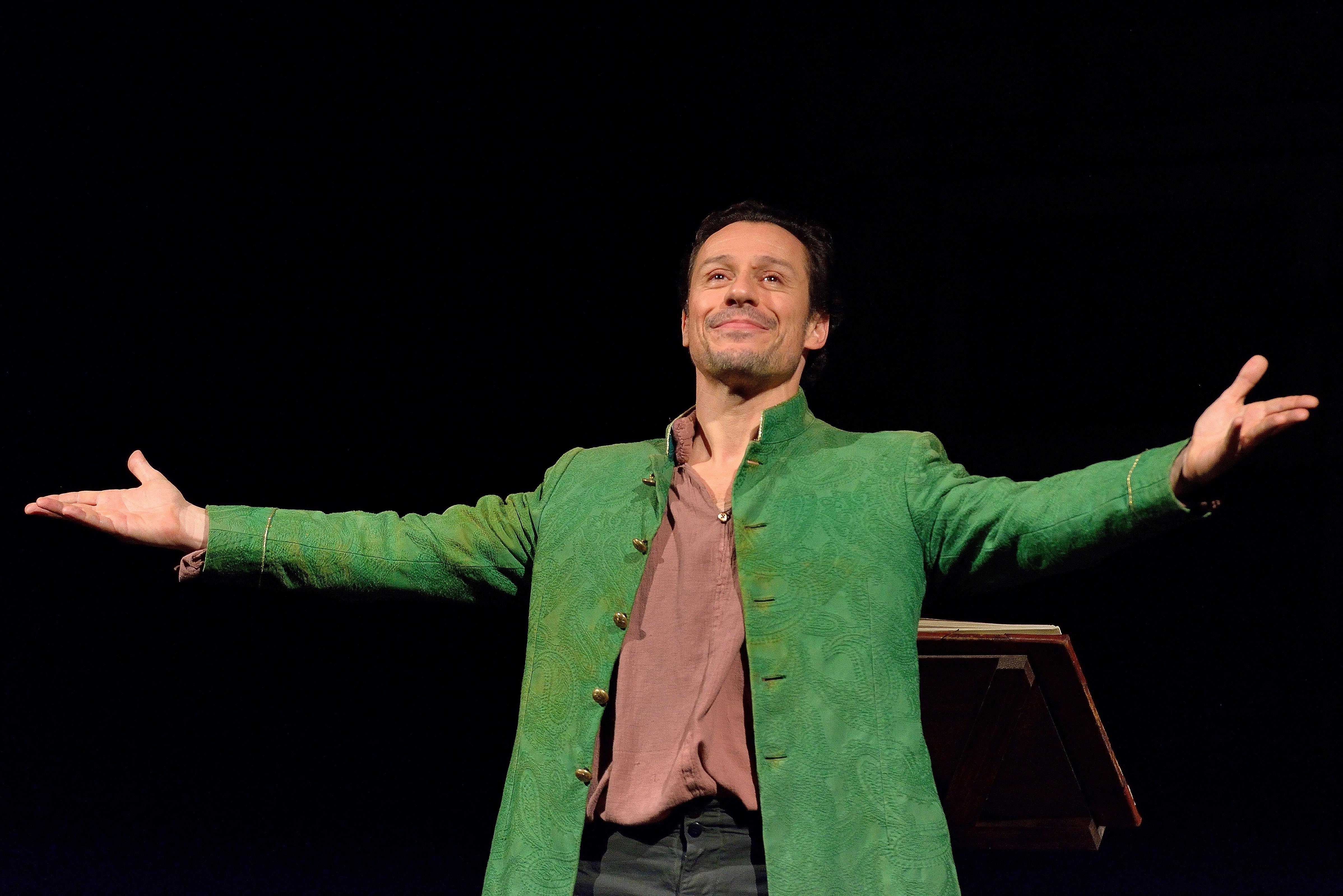 'Giocando con Orlando': Ludovico Ariosto ed il cantastorie Accorsi