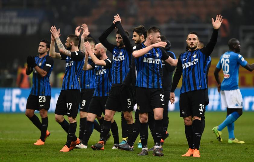 Inter – Napoli è 0 – 0 e la Juve gode…