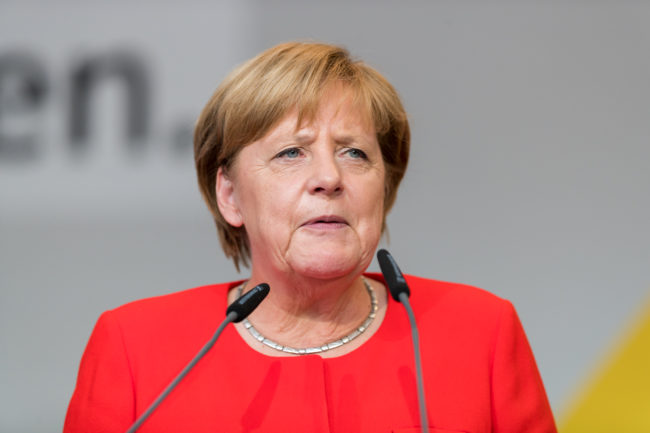 Angela Merkel verso il suo quarto mandato