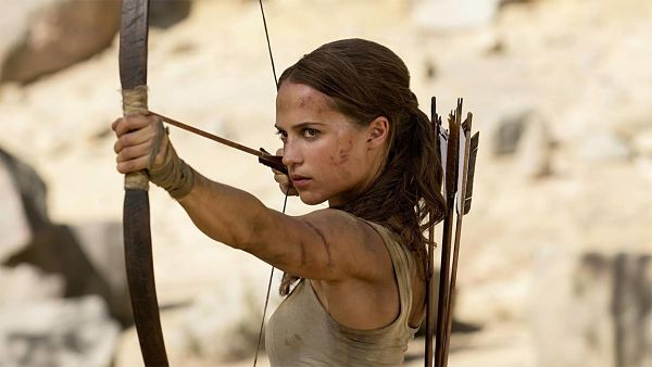 TOMB RAIDER | Quanta grinta la nuova Lara!