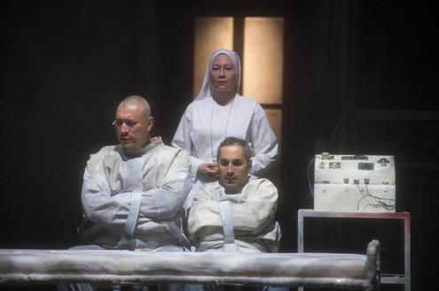 Qualcuno volò sul nido del cuculo al Teatro Carignano di Torino