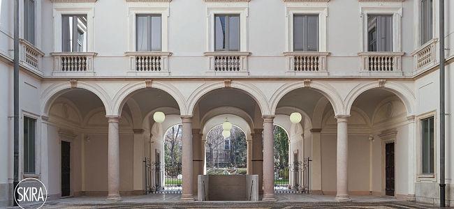 Palazzo Citterio, verso la Grande Brera