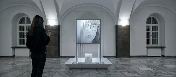 PanGenerator: con una installazione artistica, i tuoi selfie diventano polvere