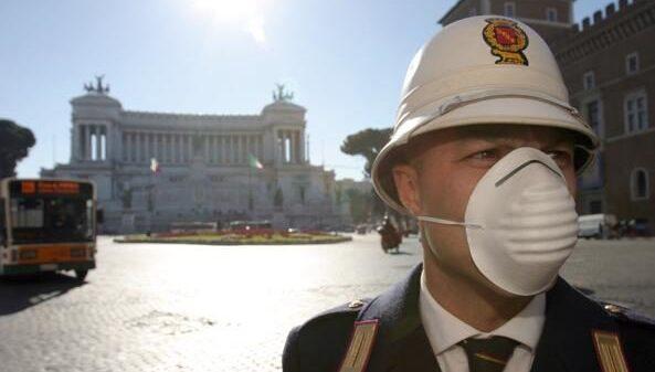 Roma sostanze sospette