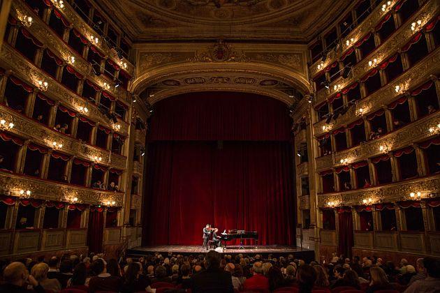 Maxim Vengerov incanta al Teatro Argentina