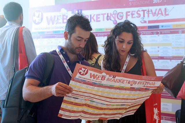 Il Web Marketing Festival (WMF) si prepara alla sesta edizione