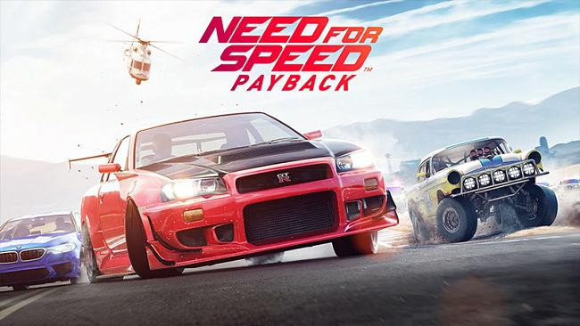 Need For Speed Payback: l'importante è vincere