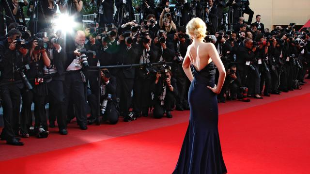 Niente più selfie sul red carpet di Cannes