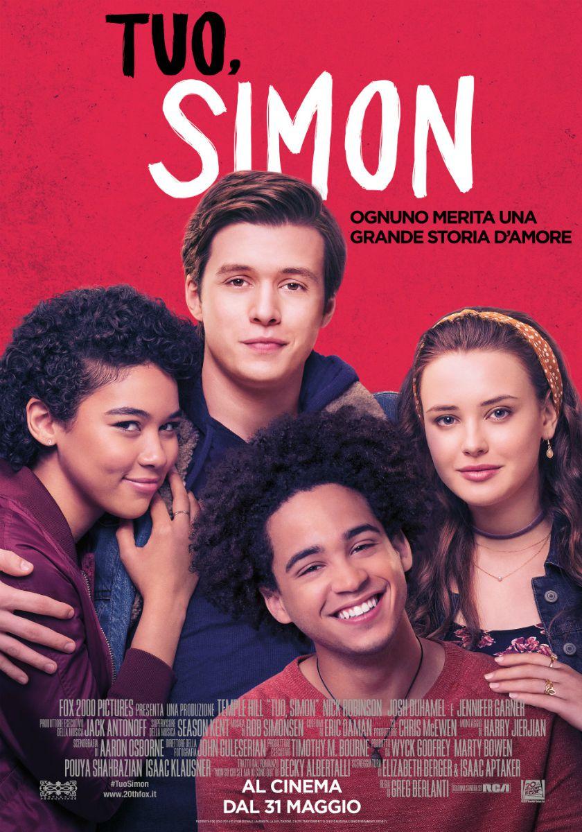 Tuo, Simon | tutti meritiamo una grande storia d'amore