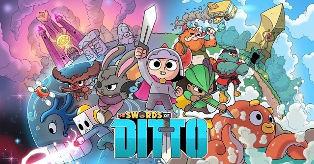 The Swords Of Ditto – Recensione