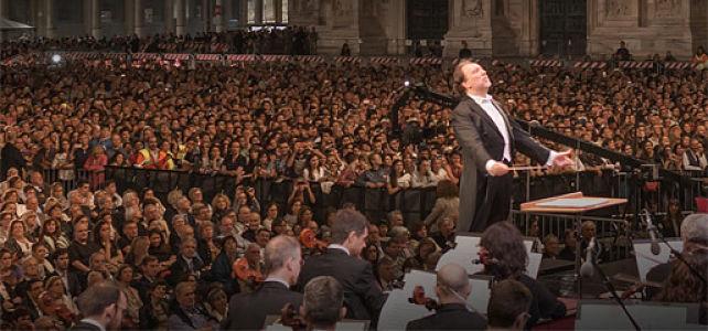 Concerto per Milano: la Filarmonica della Scala sotto le stelle