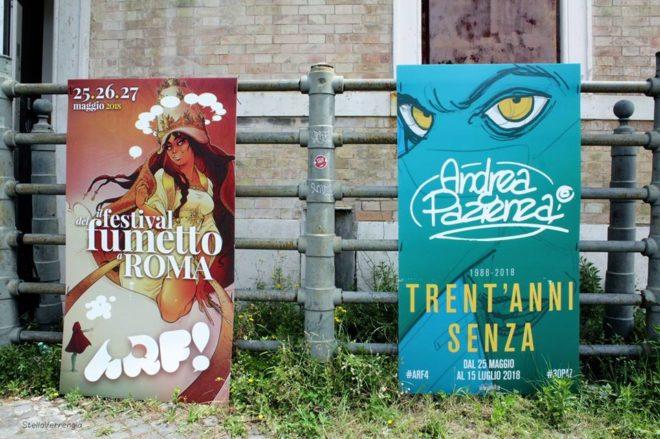 ARF! (Astutamente Riscoprirsi Fumettari!): il festival del Fumetto di Roma colpisce ancora