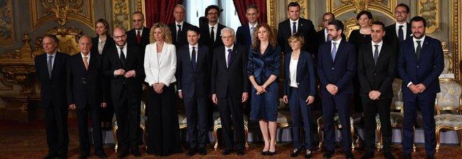 I profili di alcuni dei ministri del nuovo governo Conte